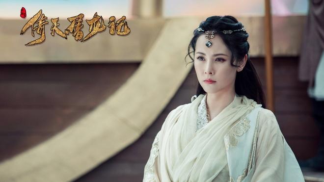 Nam dien vien dong 5 vai phan dien trong phim vo hiep Kim Dung hinh anh 4
