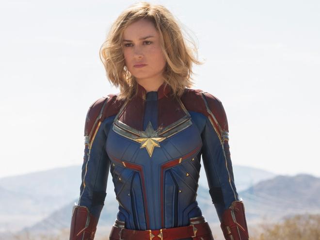 Captain Marvel se giup nhom Avengers danh bai Thanos nhu the nao hinh anh 1