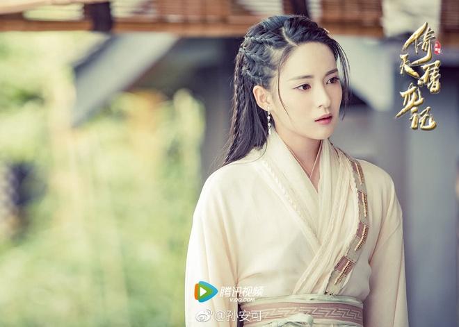 Ve dep mong manh cua 'Duong Bat Hoi' trong 'Y Thien Do Long ky' 2019 hinh anh 13