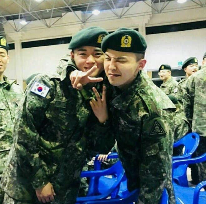 Quan doi Han khang dinh G-Dragon khong nhan biet dai khi nhap ngu hinh anh 2
