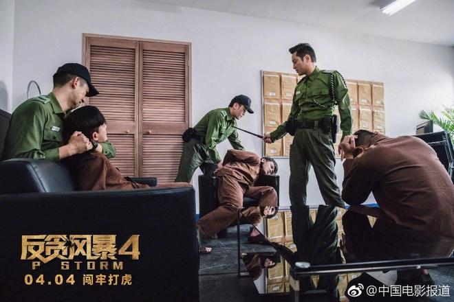 Co Thien Lac doi dau Lam Phong trong 'Biet doi chong tham nhung 4' hinh anh 6