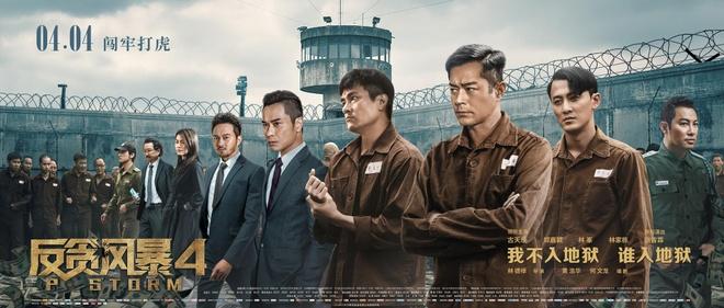 Co Thien Lac doi dau Lam Phong trong 'Biet doi chong tham nhung 4' hinh anh 1