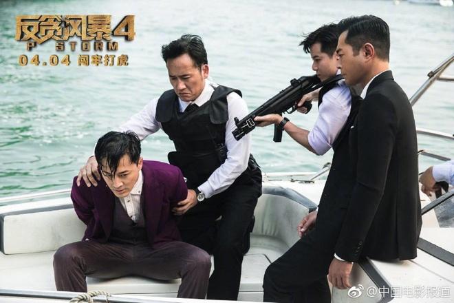 Co Thien Lac doi dau Lam Phong trong 'Biet doi chong tham nhung 4' hinh anh 7