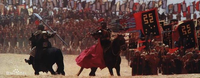 Chuyen chua ke ve tran Xich Bich trong 'Tam quoc dien nghia 1994' hinh anh 1