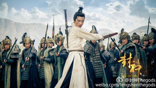 Dat Ky yeu Duong Tien trong 'Phong than dien nghia 2019' hinh anh 4