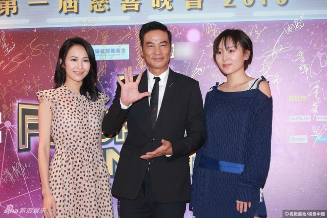 Thanh Long, Luu Duc Hoa va dan sao quyen luc nhat Hong Kong hoi ngo hinh anh 5
