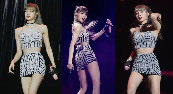 Black Pink choi sang tai Coachella, Lisa duoc so voi Ariana Grande hinh anh 3