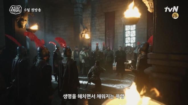 Song Joong Ki hoa nguoi rung trong bom tan 'Asadal Chronicles' hinh anh 7