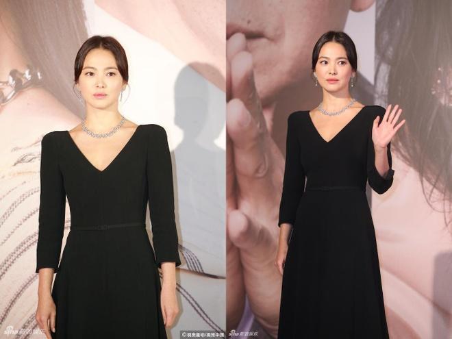 Song Hye Kyo gia hon 'Dat Ky' 53 tuoi On Bich Ha tai Kim Tuong 2019 hinh anh 1