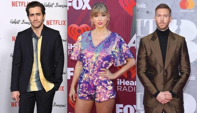 Taylor Swift run so khi dan ban trai cu lap hoi voi nhau? hinh anh 1