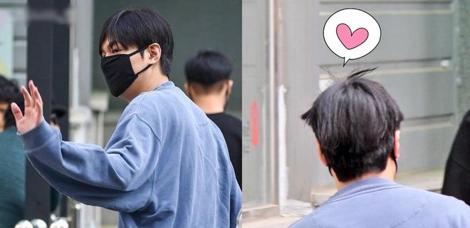 Lee Min Ho xuat ngu anh 1