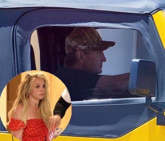 Nghi van Britney Spears bi kiem soat boi chinh cha ruot hinh anh 2