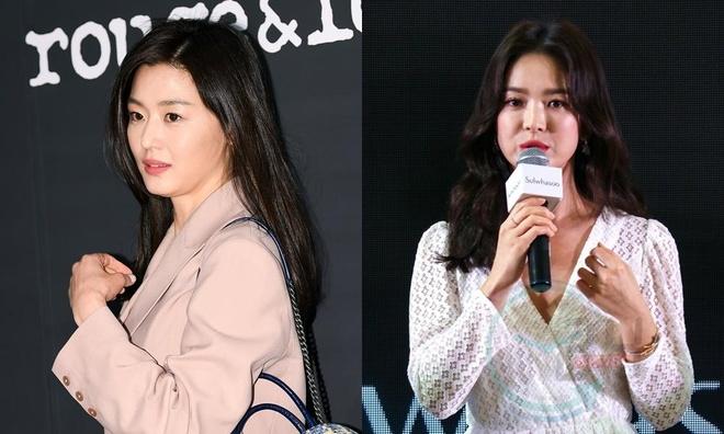 Jun Ji Hyun sinh 2 con van tre dep hon Song Hye Kyo hinh anh 2