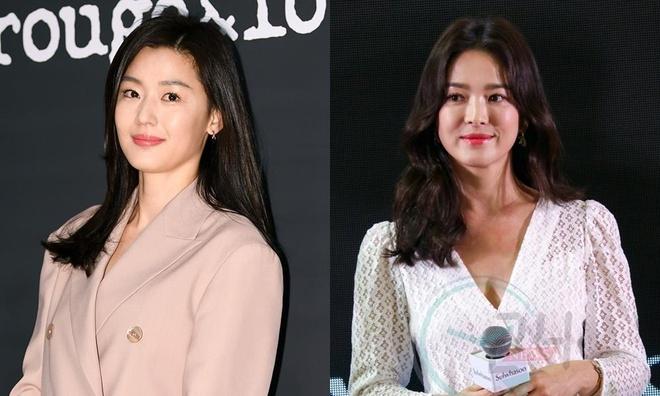 Jun Ji Hyun sinh 2 con van tre dep hon Song Hye Kyo hinh anh 1