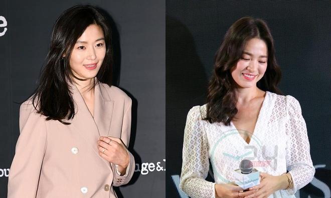 Jun Ji Hyun sinh 2 con van tre dep hon Song Hye Kyo hinh anh 3
