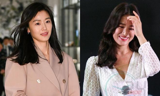 Jun Ji Hyun sinh 2 con van tre dep hon Song Hye Kyo hinh anh 4
