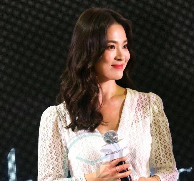 Jun Ji Hyun sinh 2 con van tre dep hon Song Hye Kyo hinh anh 10