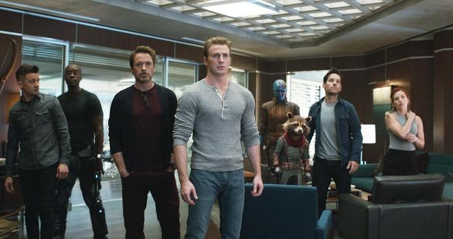 Doanh thu Avengers: Endgame anh 1