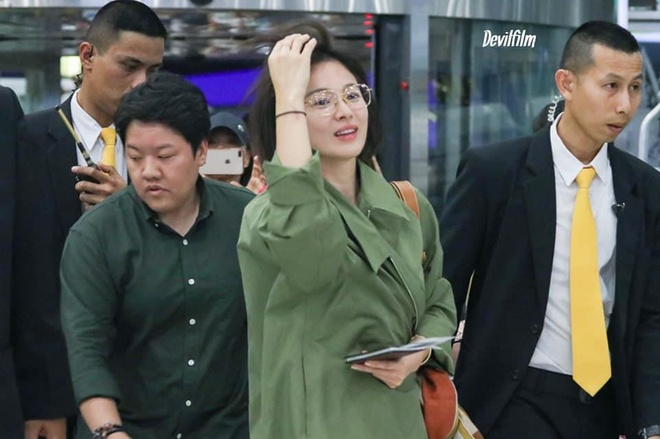 Song Hye Kyo Song Joong Ki anh 1