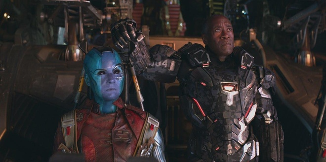 Dien vien 'Avengers: Endgame' muon Thanos thoi bay Donald Trump hinh anh 1