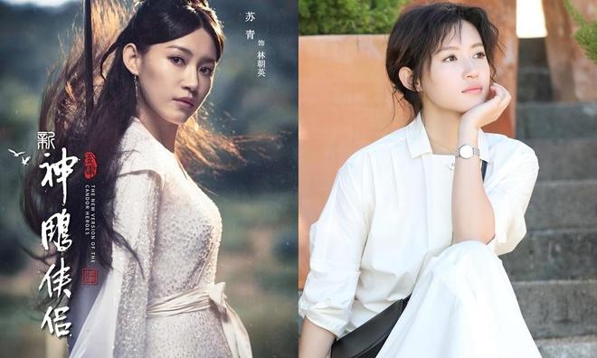 Nữ diễn viên Tô Thanh từng nổi tiếng tại Việt Nam với vai diễn Nhĩ Tình trong phim Diên Hi công lược. Sắp tới ngoài vai diễn Lâm Triều Anh trong Thần điêu đại hiệp, Tô Thanh còn có vai quan trọng là A Châu trong Thiên long bát bộ.