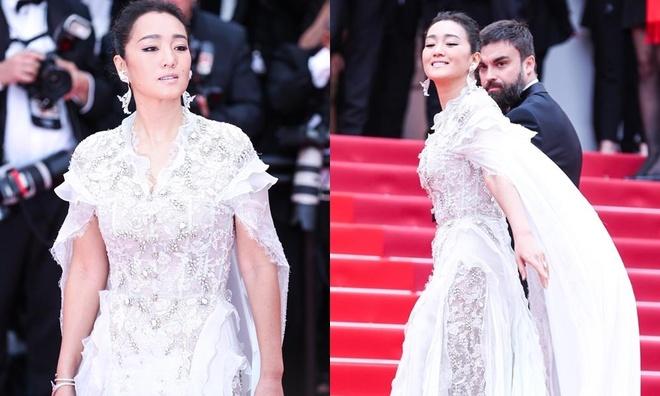 Chau Kiet Luan lan trong dam dong, ngam vo tren tham do Cannes hinh anh 6