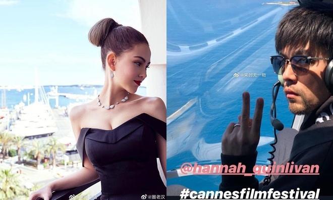 Chau Kiet Luan lan trong dam dong, ngam vo tren tham do Cannes hinh anh 3