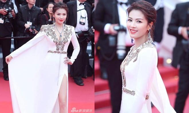 Chau Kiet Luan lan trong dam dong, ngam vo tren tham do Cannes hinh anh 7