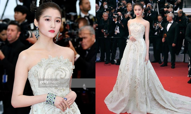 He Mong Dao goi cam, Ha Tue mac lo tren tham do Cannes 2019 hinh anh 6