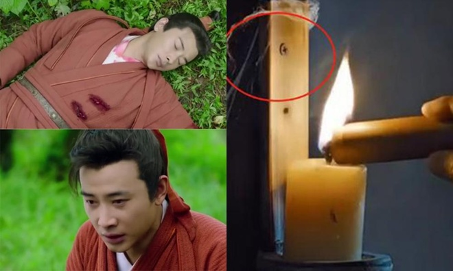 Xe hoi, do nhua xuat hien trong phim co trang 'Phong than dien nghia' hinh anh 7