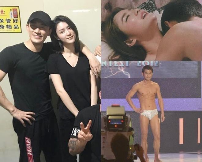 Ban gai moi cua Lam Phong lo canh nong trong phim 18+ hinh anh 2