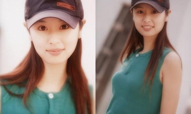 Anh Lam Tam Nhu khi 20 tuoi gay chu y hinh anh 2