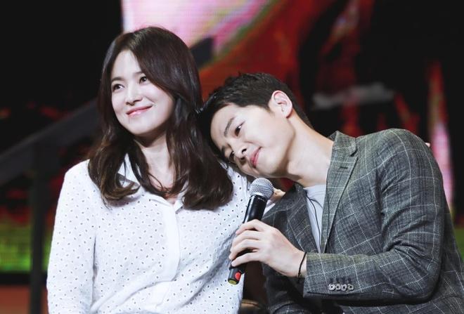 Hang xom tiet lo Song Hye Kyo va Song Joong Ki da ly than tu lau hinh anh 2