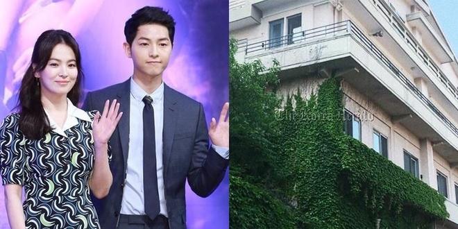 Hang xom tiet lo Song Hye Kyo va Song Joong Ki da ly than tu lau hinh anh 1