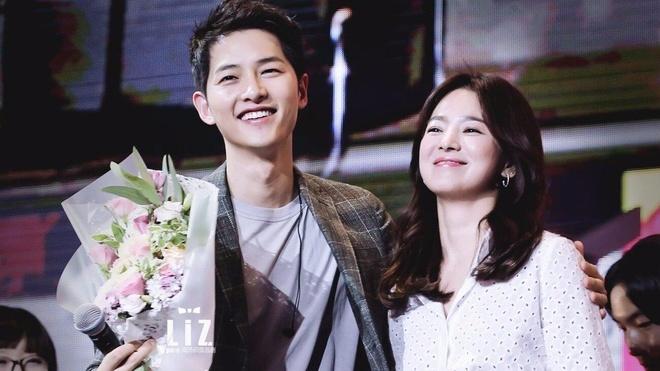Song Joong Ki de don ly hon Song Hye Kyo hinh anh 1