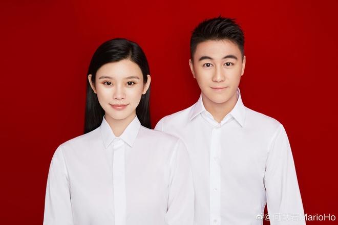Siêu mẫu nội y và con trai vua sòng bạc Macau đã đăng ký kết hôn - Ảnh 1