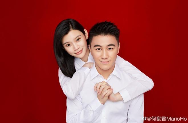 Siêu mẫu nội y và con trai vua sòng bạc Macau đã đăng ký kết hôn - Ảnh 2
