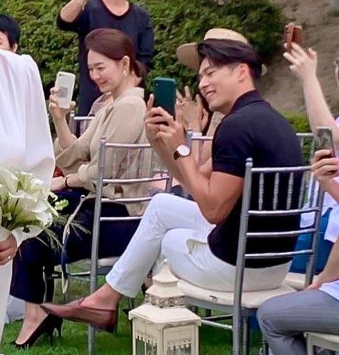 Hyun Bin va Shin Min Ah noi bat tai le cuoi ban hinh anh 2
