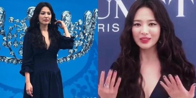 Song Hye Kyo mac goi cam sau khi ly hon Song Joong Ki hinh anh 2