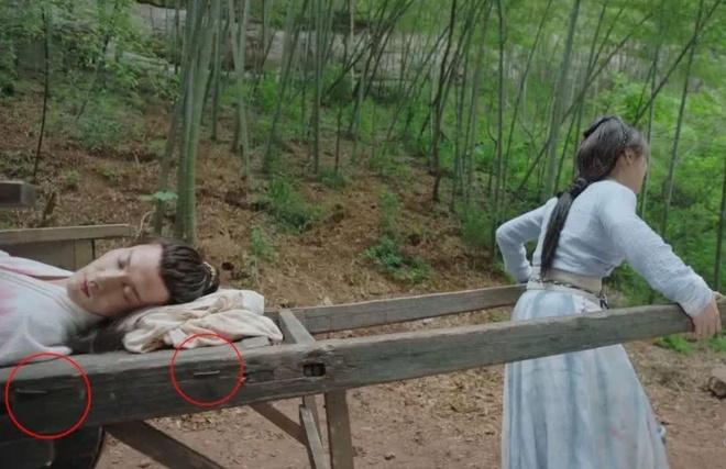 Loi gian doi va ngheo nan trong phim co trang Trung Quoc hinh anh 7