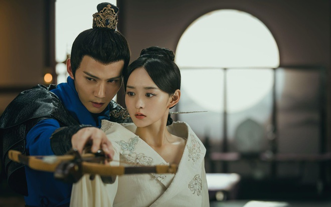 Loi gian doi va ngheo nan trong phim co trang Trung Quoc hinh anh 1