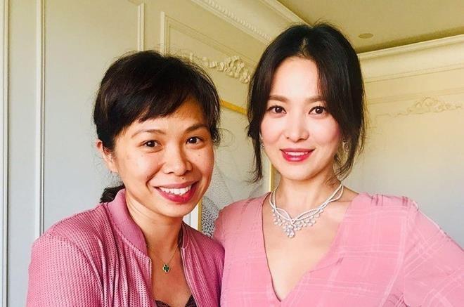 Song Joong Ki Song Hye Kyo ly hon anh 2