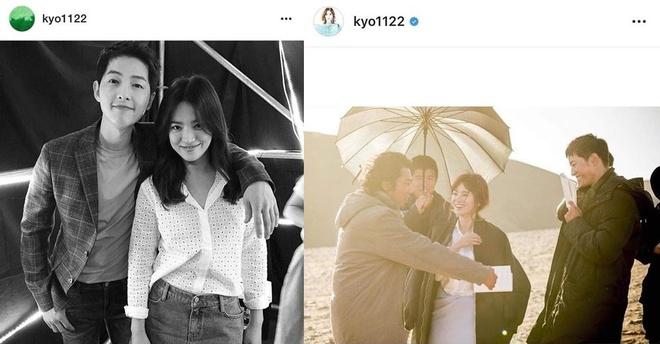 Song Hye Kyo xoa sach hinh voi Song Joong Ki sau khi chinh thuc ly hon hinh anh 1
