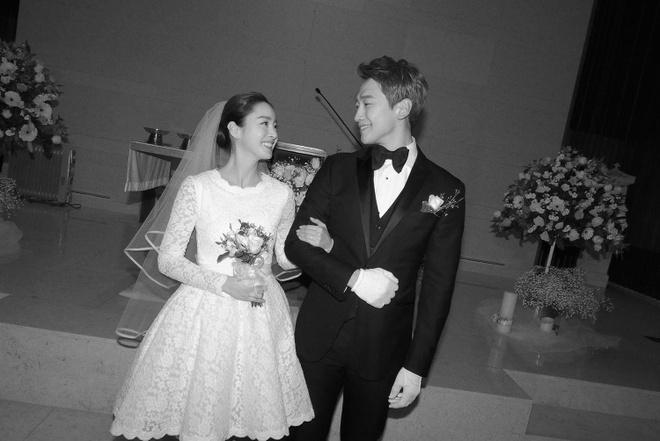 Kim Tae Hee ket hon anh 2