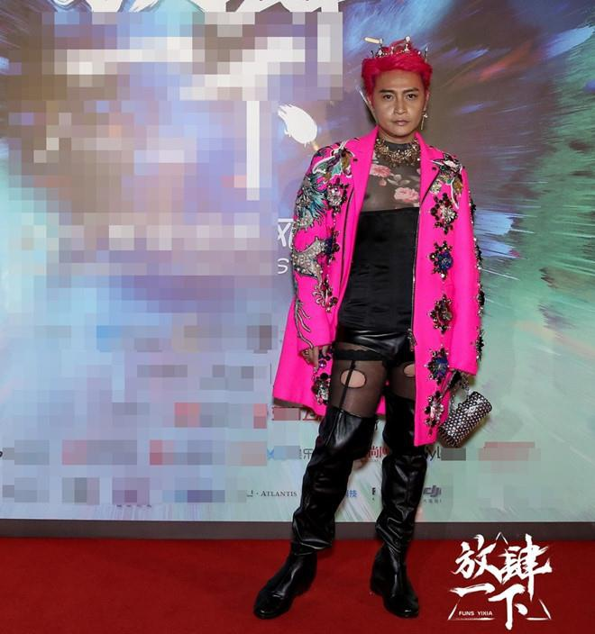 Cha me Tran Chi Bang khong chap nhan viec con trai mac nhu phu nu hinh anh 1