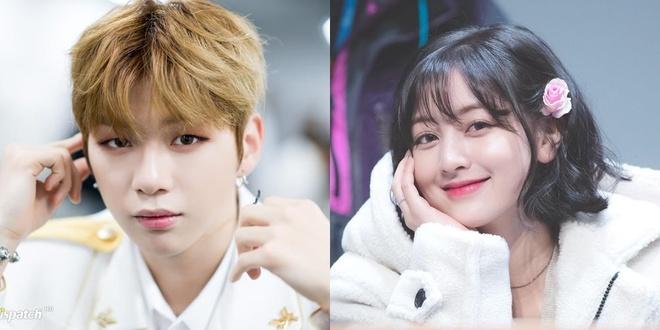Những người đẹp Hàn Quốc từng mê mẩn 'center quốc dân' Kang Daniel