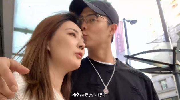 My nhan 'Chan Hoan truyen' tung video thua nhan hen ho hinh anh 1