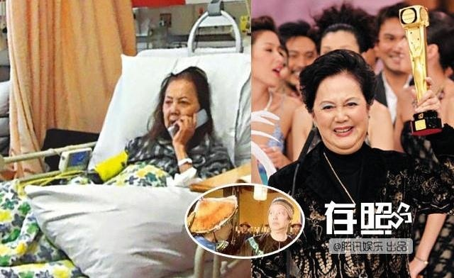Dien vien TVB gao coi tung dong vai me cua Chau Tinh Tri qua doi hinh anh 1