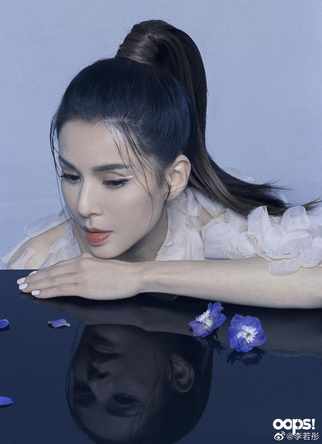 Ly Nhuoc Dong hoa than thanh hiep nu trong bo anh moi hinh anh 3