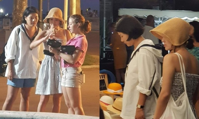 Song Hye Kyo tan huong ky nghi o Phap sau ly hon hinh anh 1